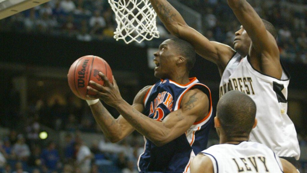 SEC Basketball Legends Spotlight: Marquis Daniels