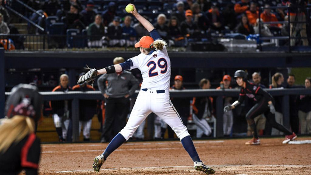 No. 2 AU pitches no-hitter vs. Yale, tops No. 15 JMU
