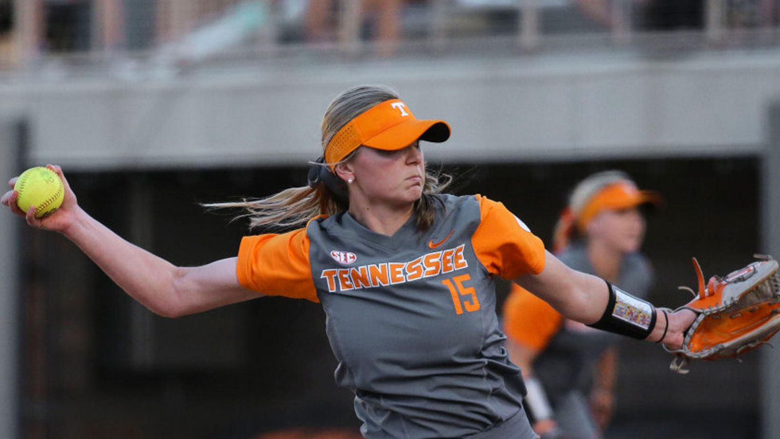 Vols' Morrison has career night in shutout win