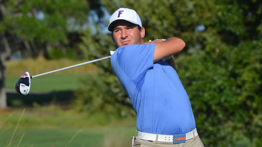 Tosti leads all golfers after Day 1