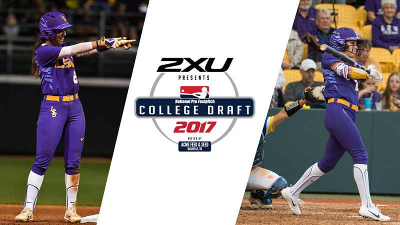 Seven from SEC selected in National Pro Fastpitch Draft