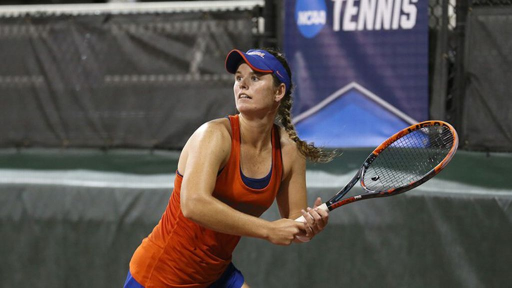 UF's Woolcock named Honda Sport Award winner for Tennis