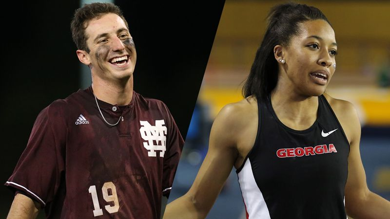Rooker, Williams named Kramer SEC Athletes of the Year