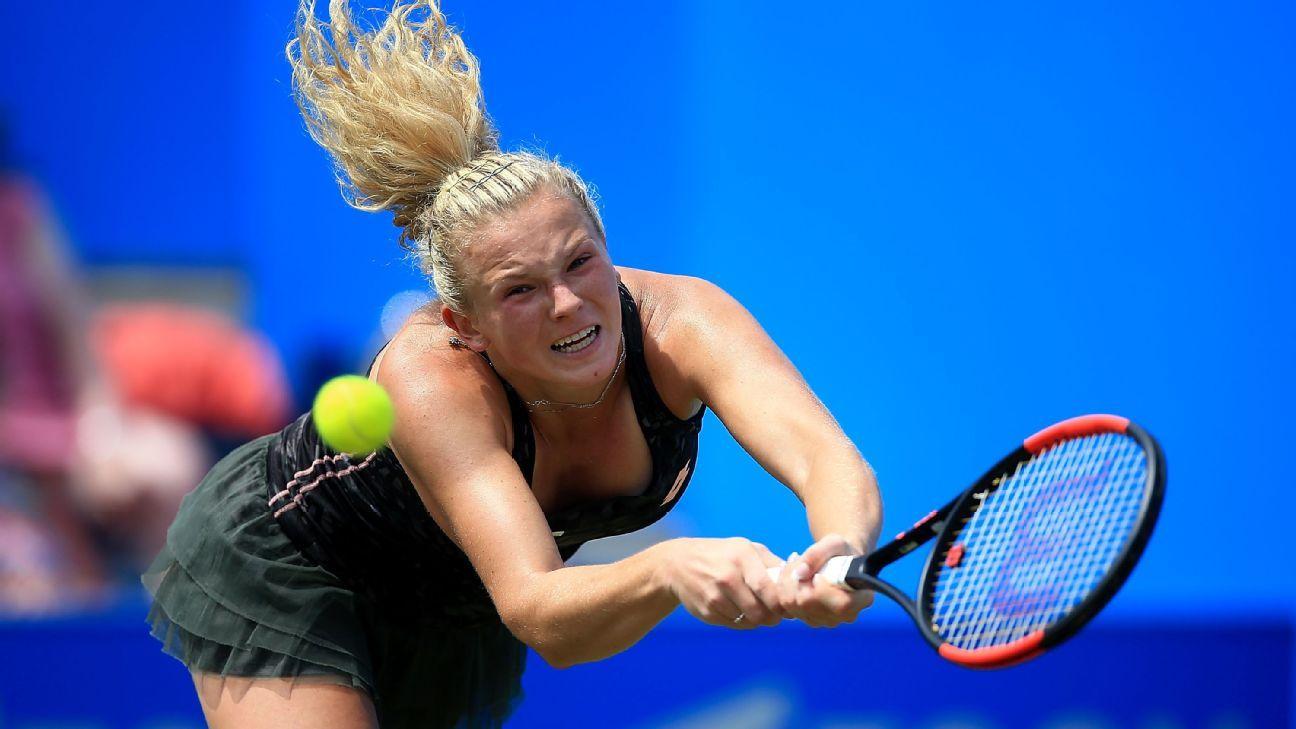 Swedish Open tennis final Katerina Siniakova defeats ...
