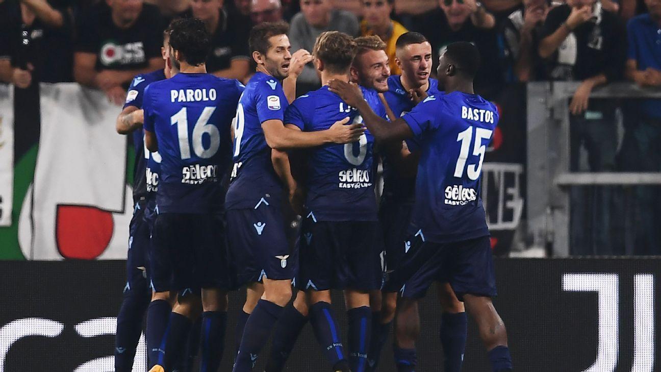 3c6cfa6e437 Juventus vs. Lazio - Football Match Report - October 14