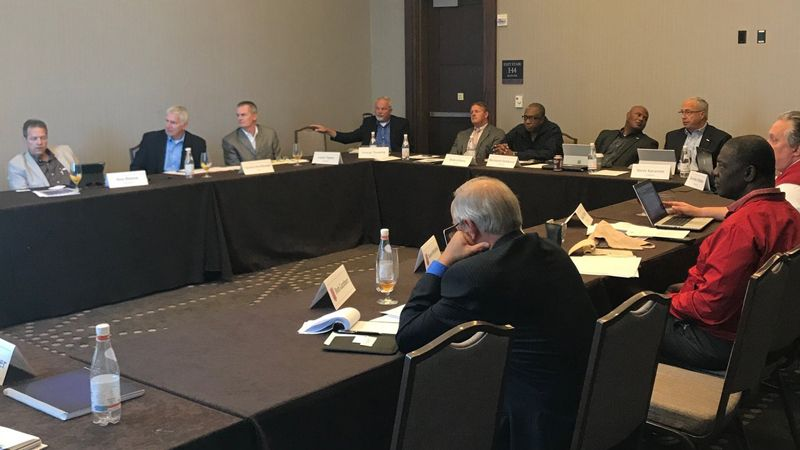 SEC officials meet with high school athletics leaders