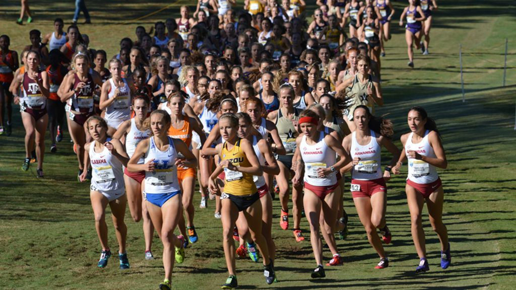 SEC teams set for NCAA Cross Country Championships