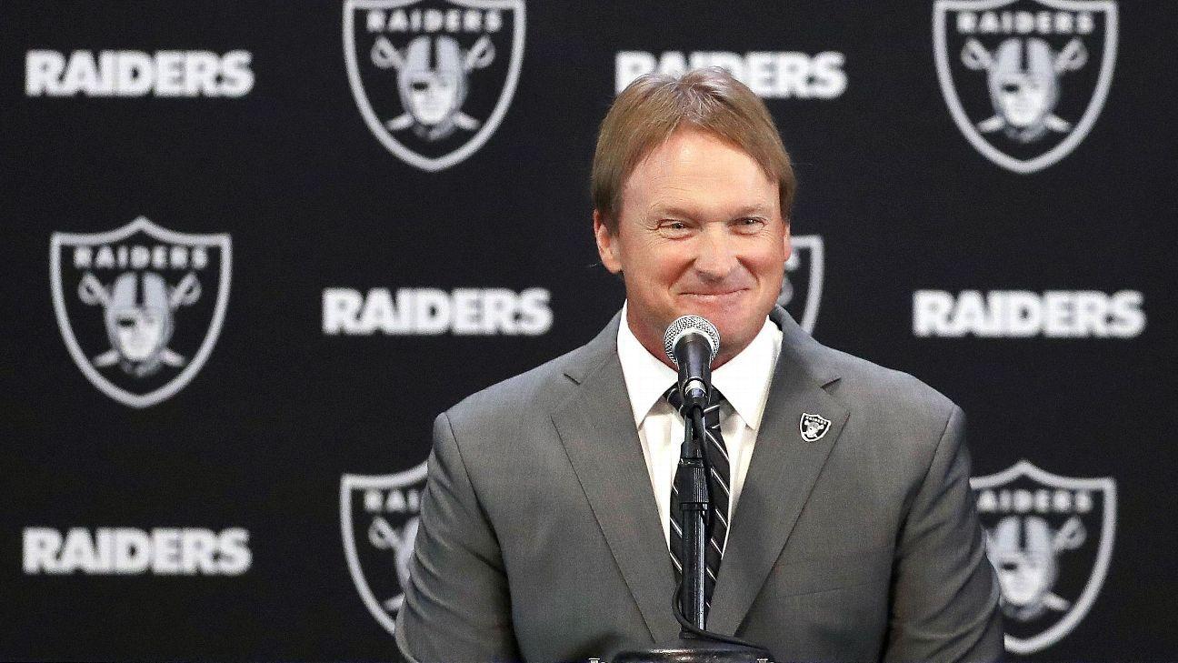 NFL probing if Raiders violated Rooney Rule