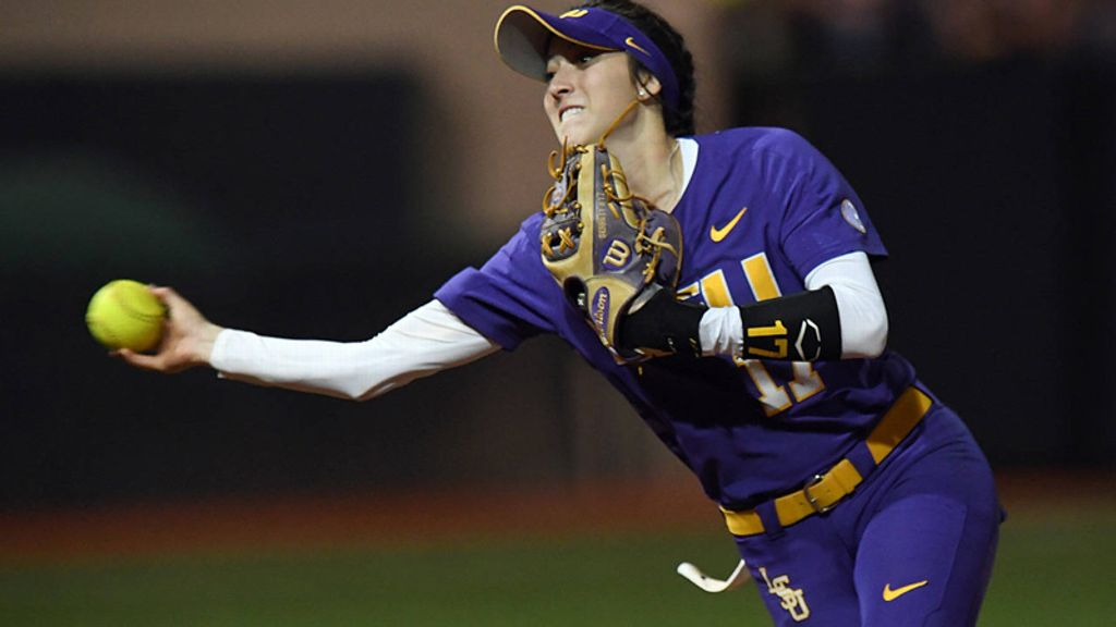 No. 8 LSU claims two shutouts
