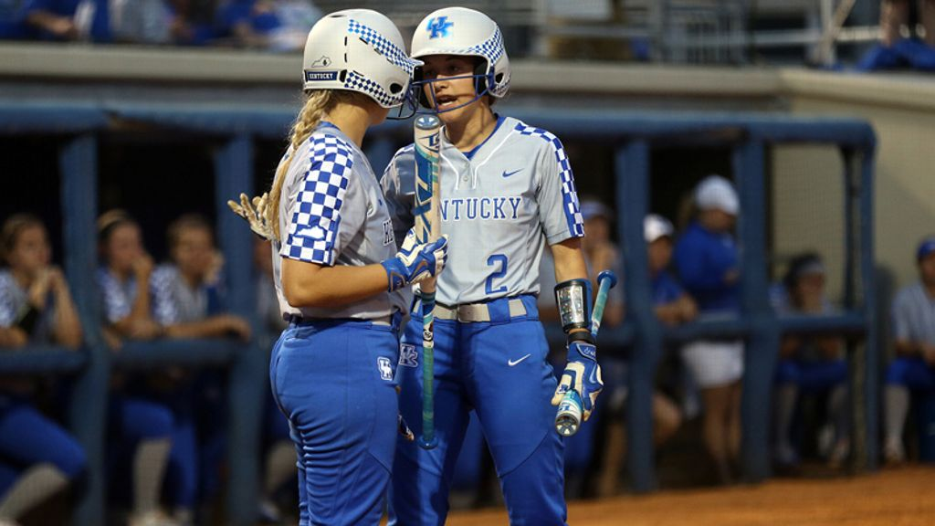 Vick leads No. 24 Wildcats to doubleheader wins