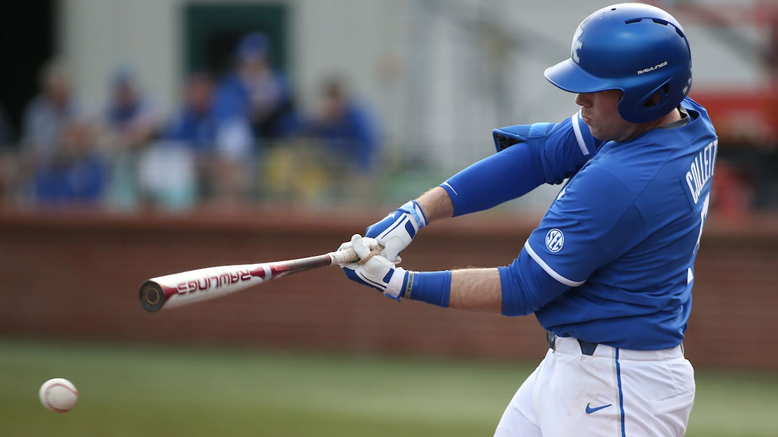 Collett propels No. 8 UK to win over Oakland
