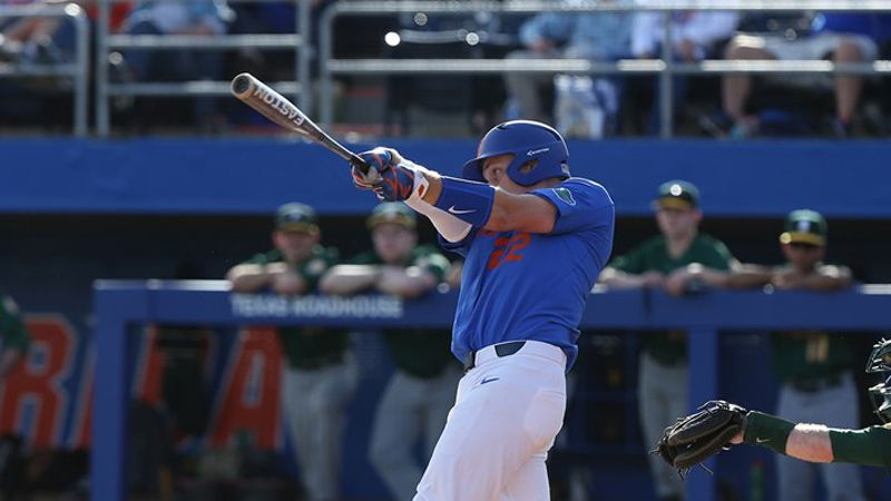 No. 1 Gators drop series finale at No. 24 Hurricanes