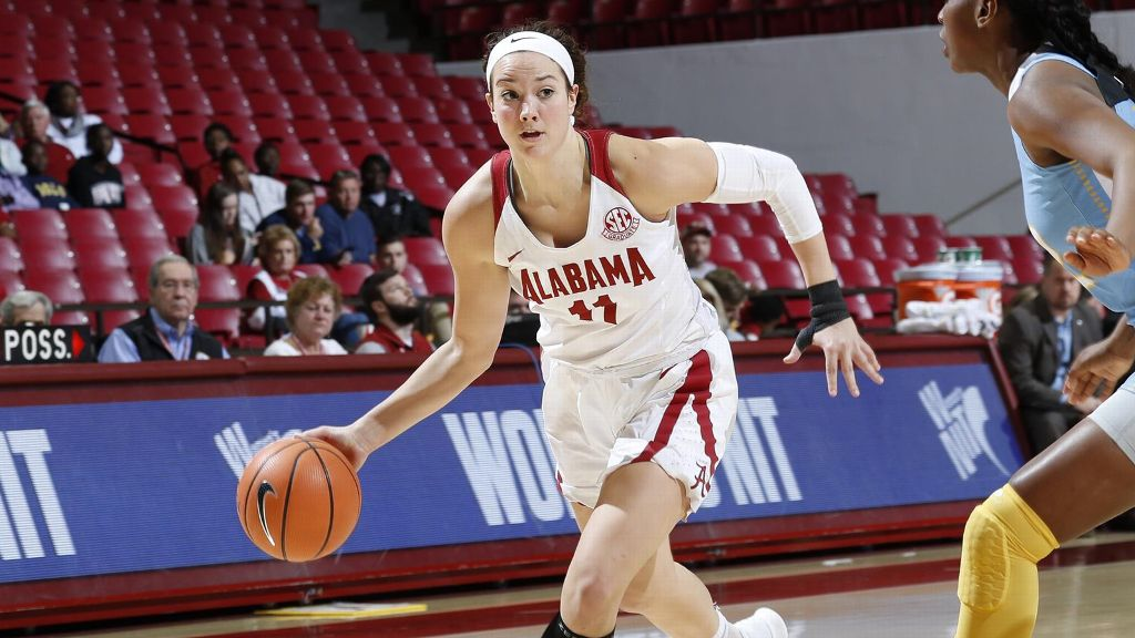 Alabama downs Southern 69-56, advances in NIT