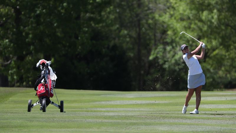 Alabama starts strong in SEC Women's Golf Championship