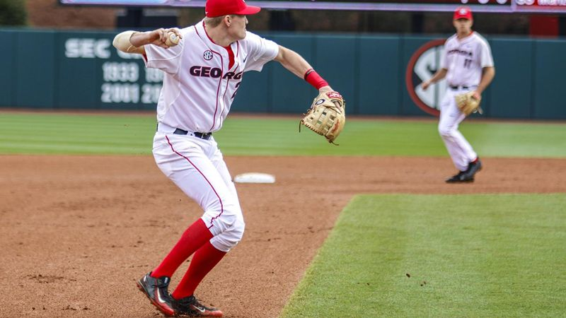 No. 20 Georgia defeats Georgia Tech 8-3
