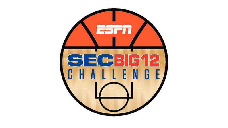 2019 SEC/Big 12 Challenge matchups set