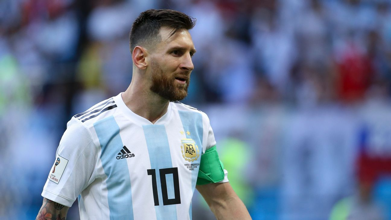 For now, Messi would not return to the National Team