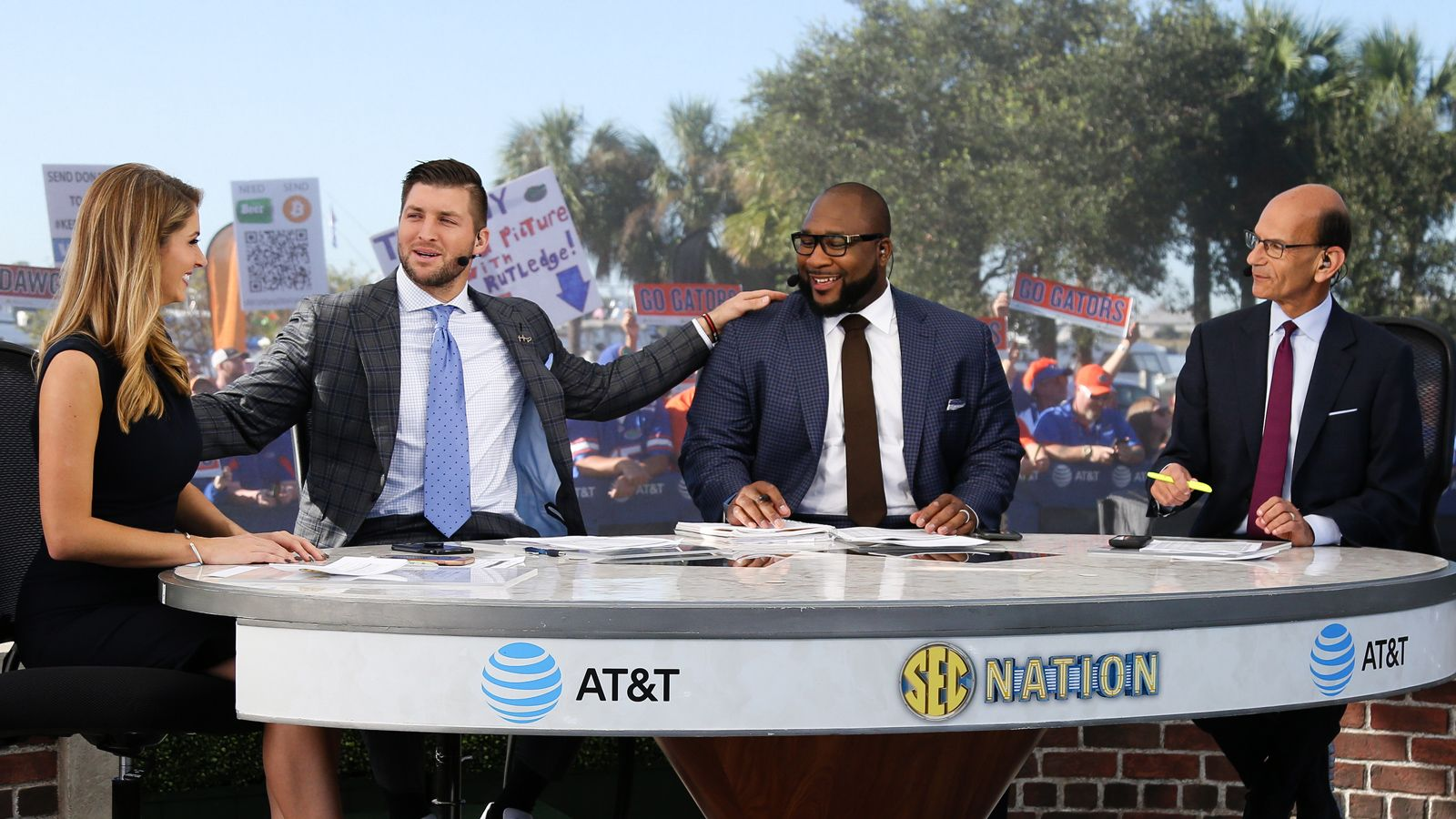 SEC Nation kicks off 2018 campaign with two stops