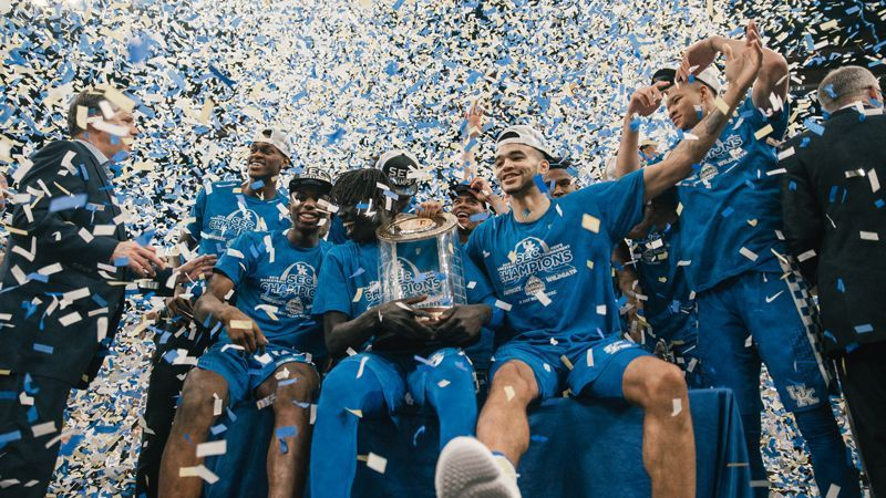 Media picks Kentucky as 2019 SEC Champion