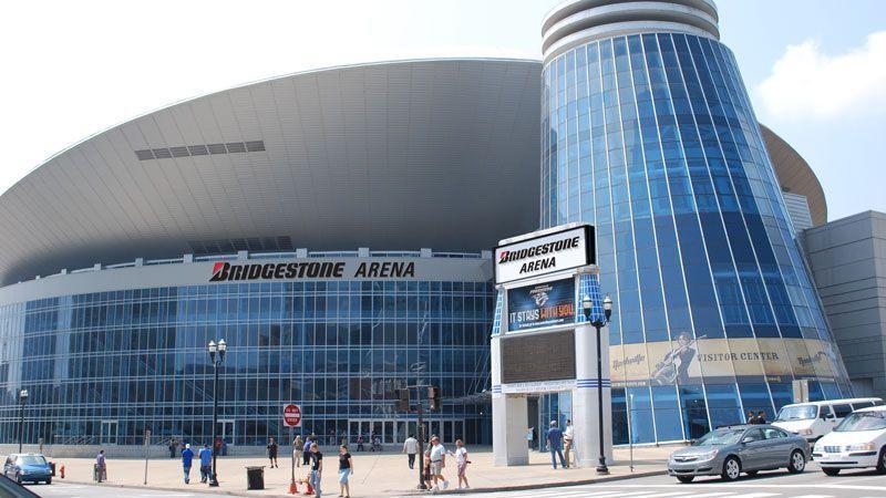 SEC extends Nashville agreement for men's hoops tourney