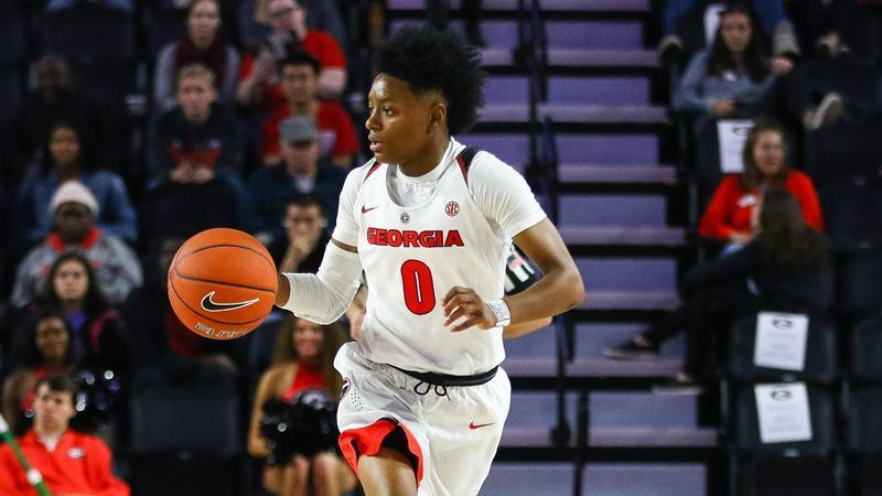 No. 14 Georgia unable to hold off UCLA