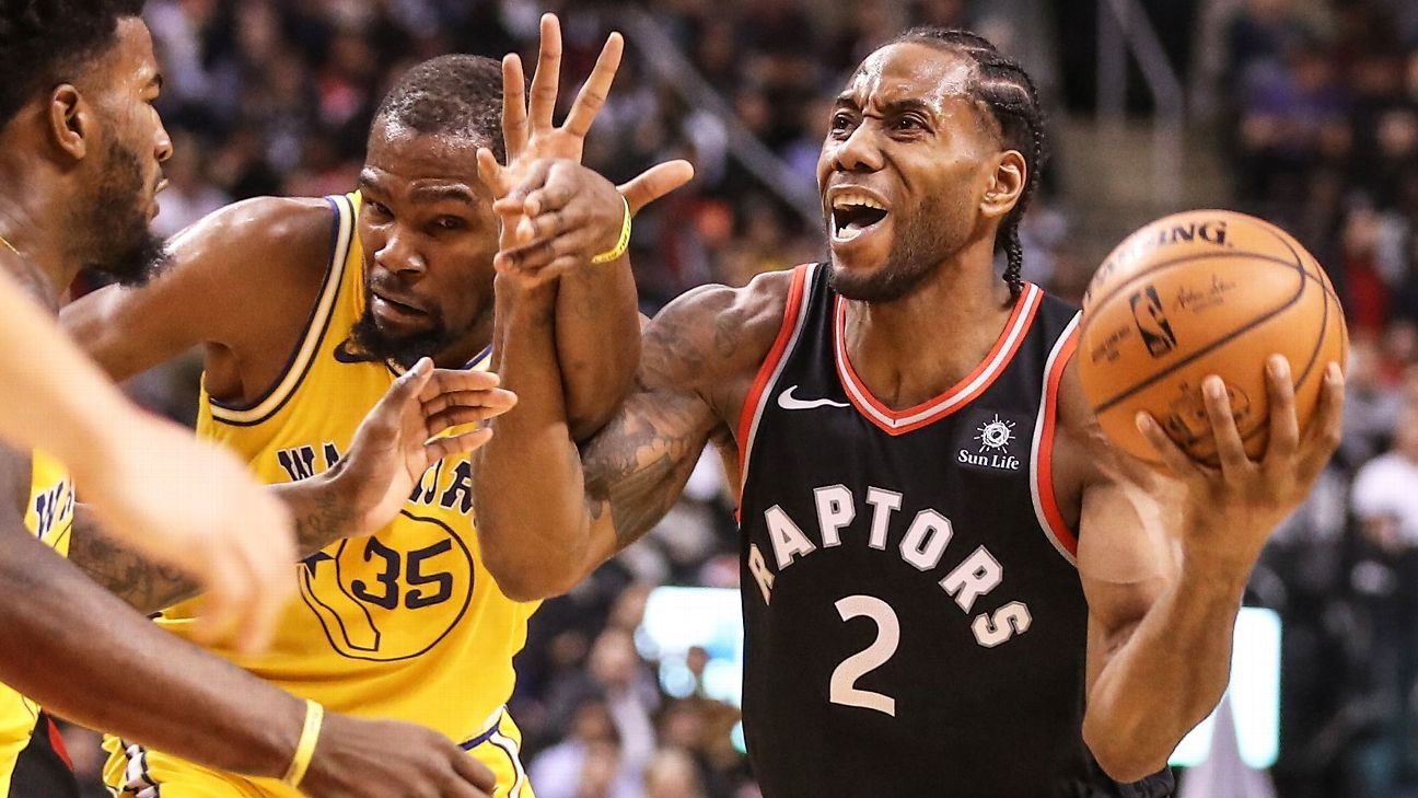 2019 NBA Finals - Is Warriors vs. Raptors the best matchup?