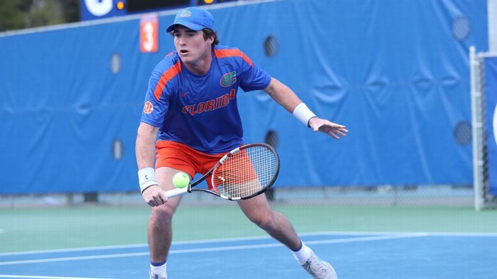 Week 3: Men's Tennis Weekly Honors