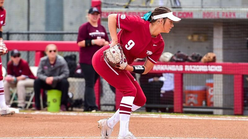 No. 11 Razorbacks take down Bears in five