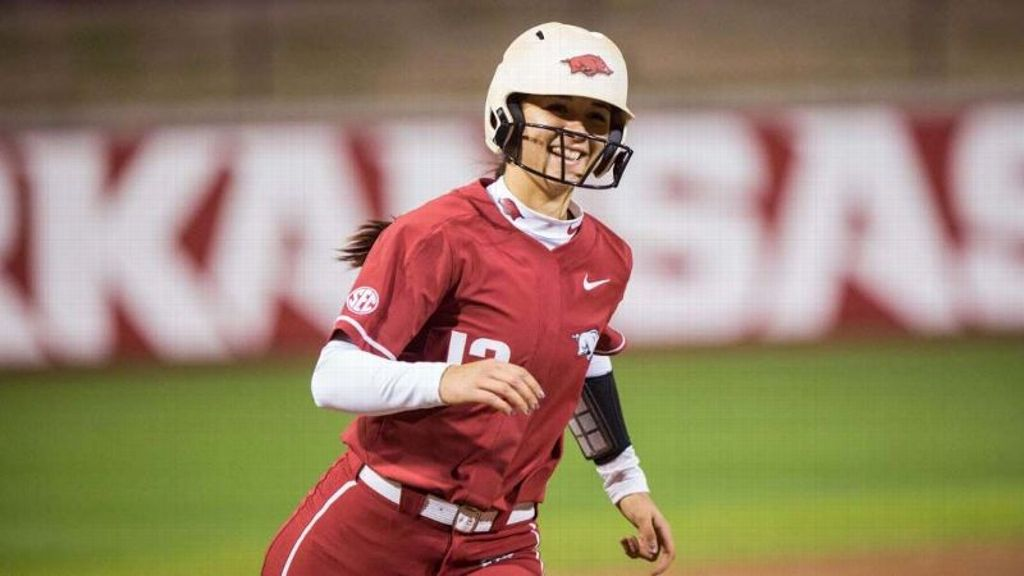 No. 12 Arkansas claims two victories
