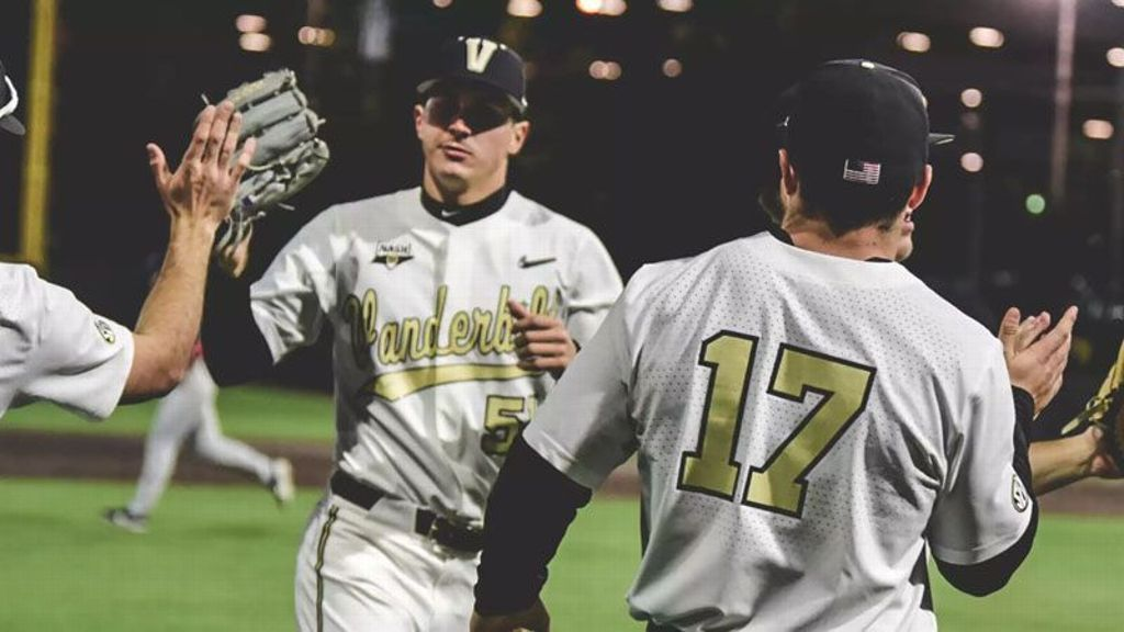 Nine-run inning helps No. 2 Vanderbilt in win