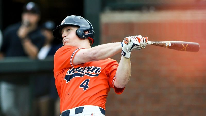 No. 21 Auburn crushes Jacksonville St 14-2