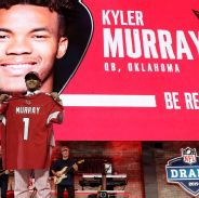 Kyler Murray, QB, Arizona Cardinals