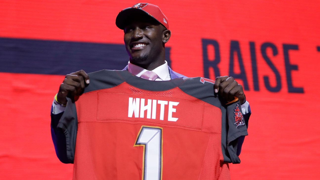 Devin White, LB, Tampa Bay Buccaneers