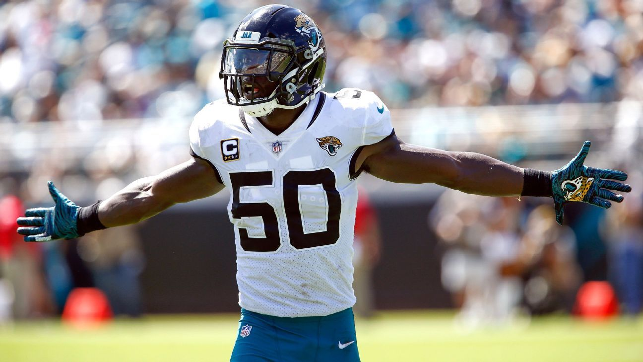 Jaguars' Smith: 'Football ain't everything'
