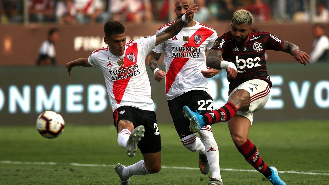 River Plate vs. Flamengo