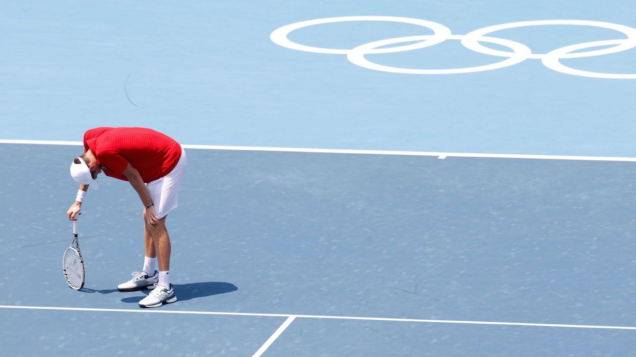 daniil-medvedev-calor-tenis-olimpicos-tokio-2020