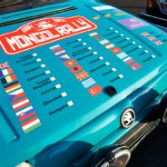 Mongol Rally 2014