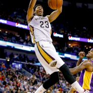 1. Anthony Davis