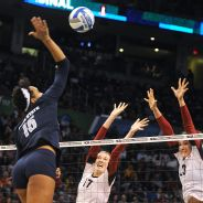 NCAA Volleyball Semifinals: Haleigh Washington