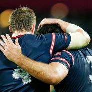 Louis Stanfill and Chris Baumann