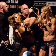 10. Ronda Rousey