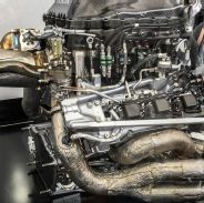 Honda RA616H power unit