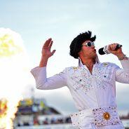 Freddie's Elvis impression