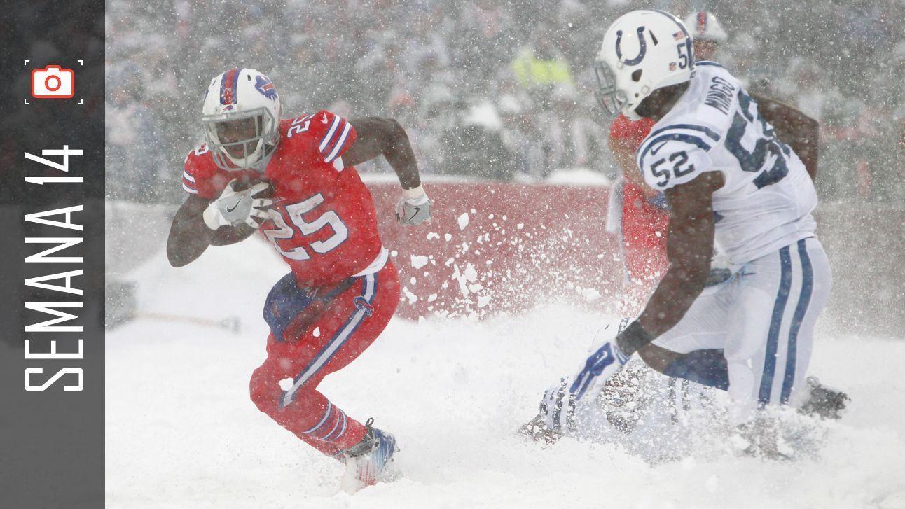 LeSean McCoy, RB, Buffalo Bills