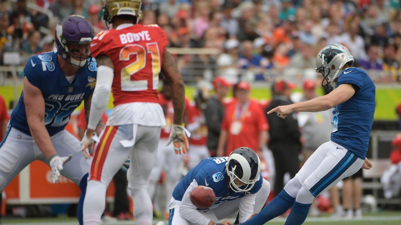 Graham Gano, K, NFC, (Carolina Panthers)