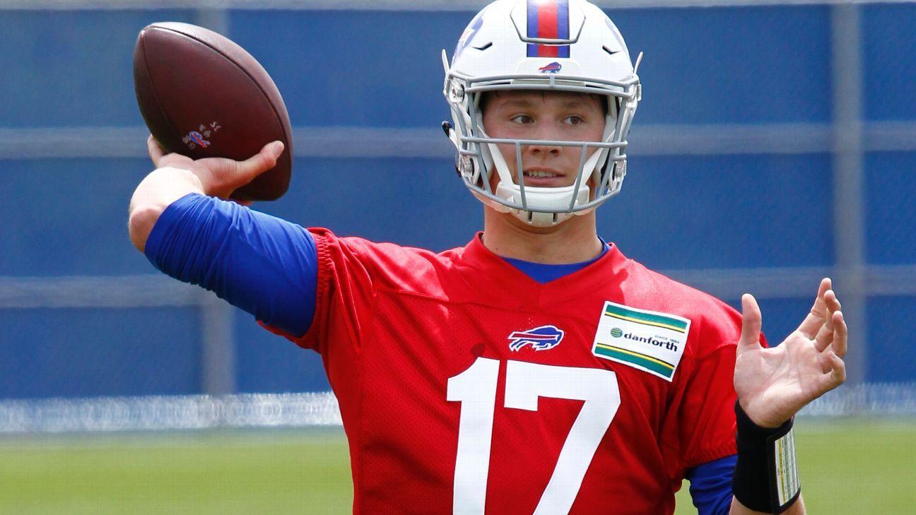 Josh Allen, Buffalo Bills