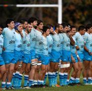 Argentina XV-Uruguay XV, en imágenes