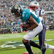 New England Patriots 20-31 Jacksonville Jaguars