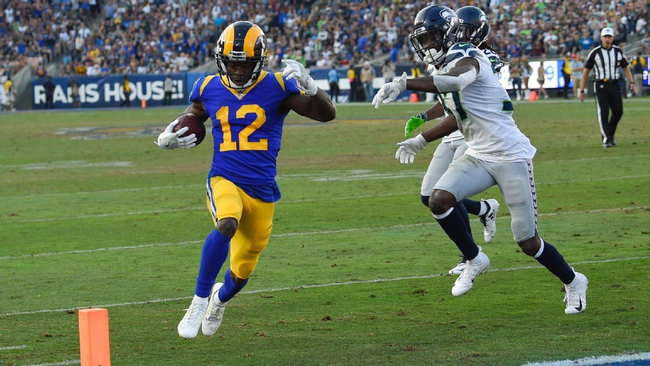 Brandin Cooks, WR, Los Angeles Rams