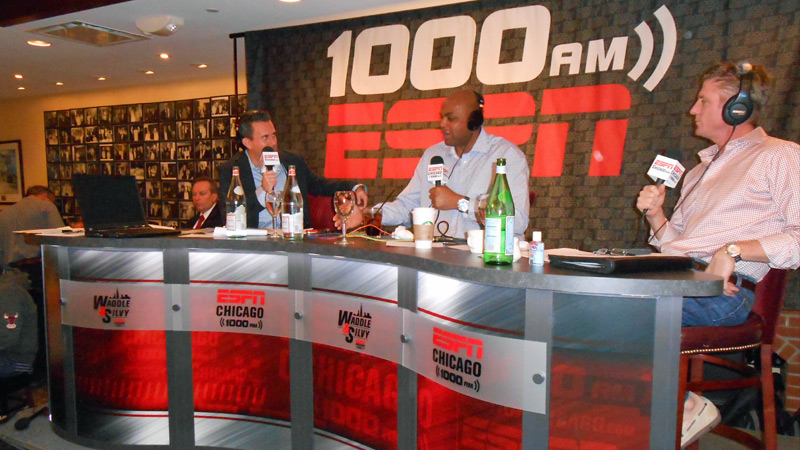 ESPN Chicago: Lunch With a Legend: Charles Barkley